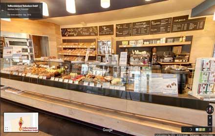 Bäckerei Siebenkorn Marburg, Ketzercafé