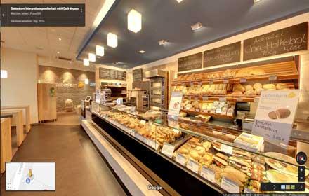 Bäckerei Siebenkorn Wetzlar, Café degass